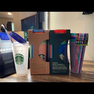 💖Starbucks Color Changing Cups Bundle!💖